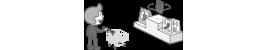 MakerDrive - оборудования для 3D фото-360 и видео