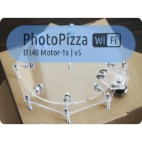 Поворотный столик PhotoPizza D340-WiF-60KG-Auto