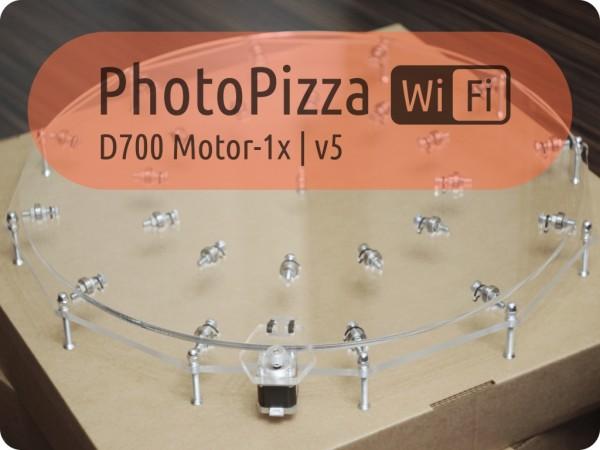 Поворотная платформа PhotoPizza D700-WiFi-200KG-Auto