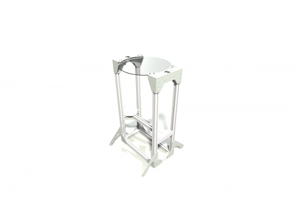 Поворотный стол PHOTOCOMBINE D800-25KG-WiFi-White