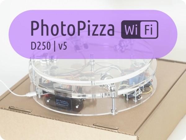 Поворотный столик PhotoPizza D250-WiFi